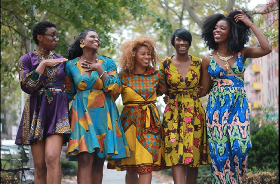 African women Clothes1