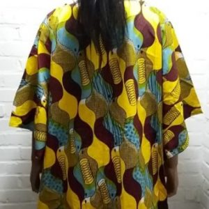 Ankara Blouse African top Free style Size L-2XL