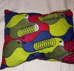 Nice decorative cushion for chair or bed 30'' by 25''