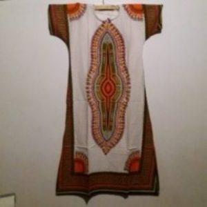 Dashiki dress Kaftan traditional