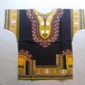 Traditional Dashiki shirt Size XXL
