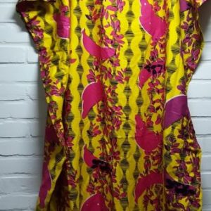 African Maxi Dress Kaftan