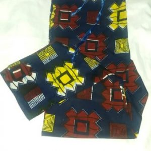 African casual print pant