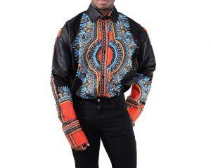 Traditional-print-men-shirt