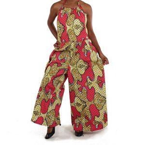 Nice women african Romper