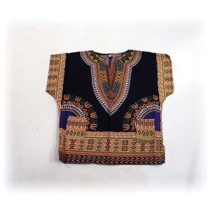 Nice dashiki shirt for kids Size 6 yrs