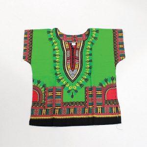 Nice dashiki shirt for kids Size 6 yrs