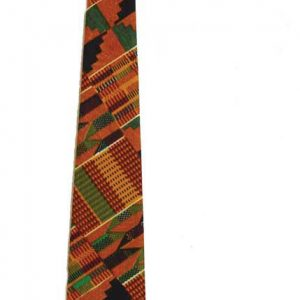 Original kente Long Tie