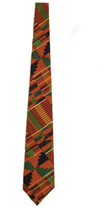 Original kente Long Tie