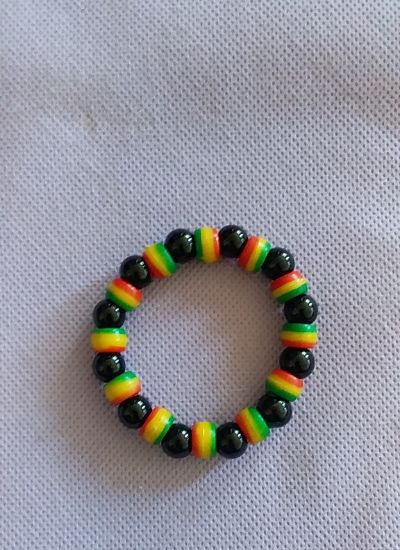 Multicolor beads bracelets