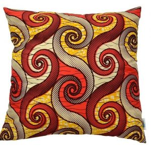 Decorative cushion chair