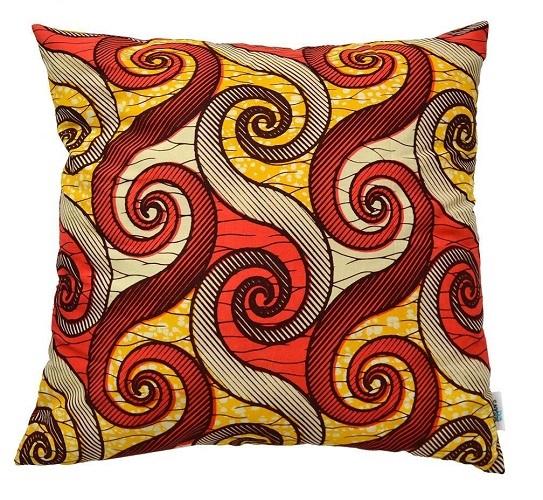 Decorative cushion chair
