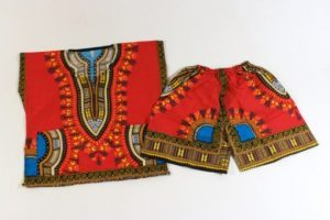 Dashiki Shirt and Pant fo kids