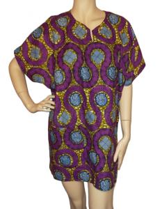 African-print-shirt-purple