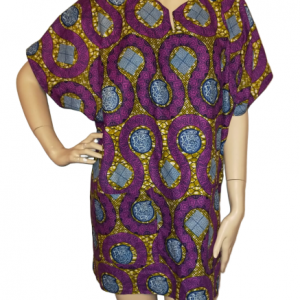 African-print-shirt-purple