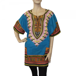 Blue-trad-dashiki-shirt