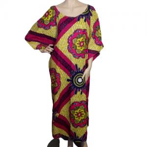 Afrikan Kaftan dress