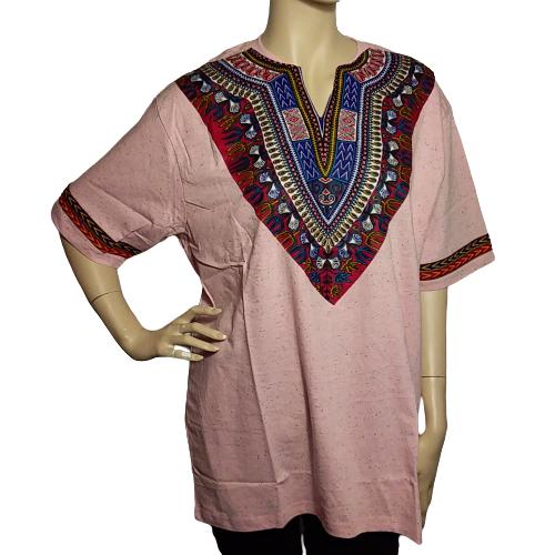 Pink-dashiki-t-shirt